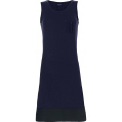 Pastunette Dames Sleeveless dress Donker Blauw