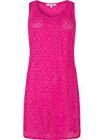 Pastunette Beachwear Crimson Mouwloos Strandjurk